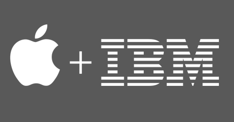 Apple + IBM