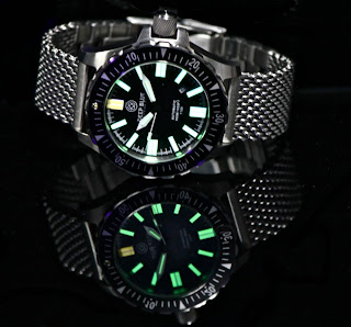 DEEP BLUE Watches Daynight OPS T-100