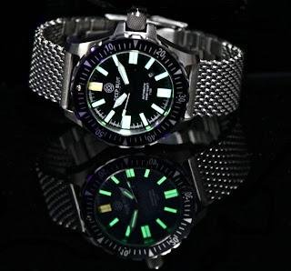 DEEP BLUE Watches Daynight OPS T-100