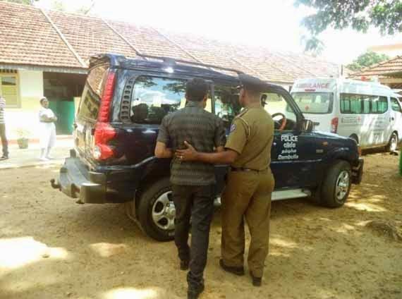 Fake doctor arrested in Dambulla