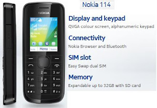 Nokia 114 price in India pic