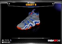 NBA 2K14 Adidas Crazy 8