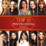 Capa do álbum Top 10 Pentecostal (2013)