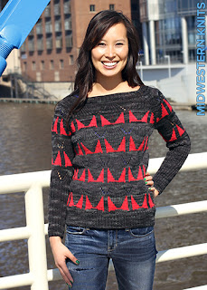 Grand Rapids Furniture City Sweater, Front View