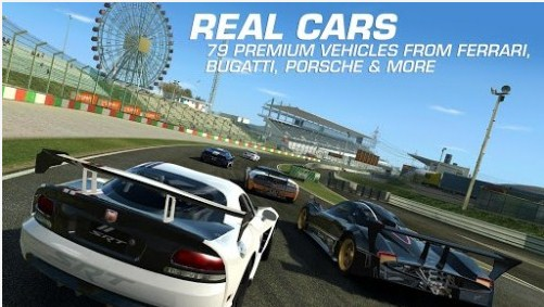 Preview Real Racing 3 | andromin