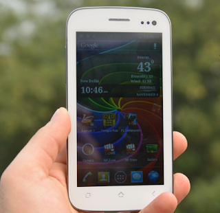 Micromax A100 Canvas 2 handson unboxing