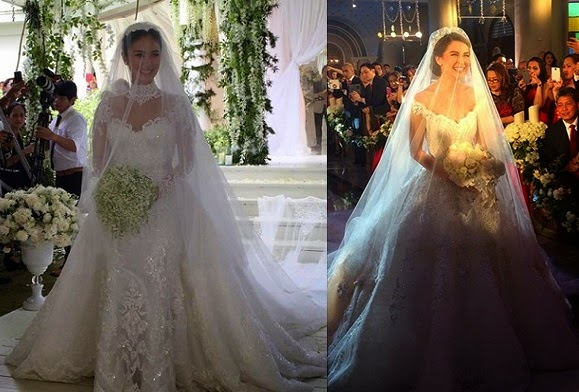 Which Wedding Gown Do You Like Better Poll Closed