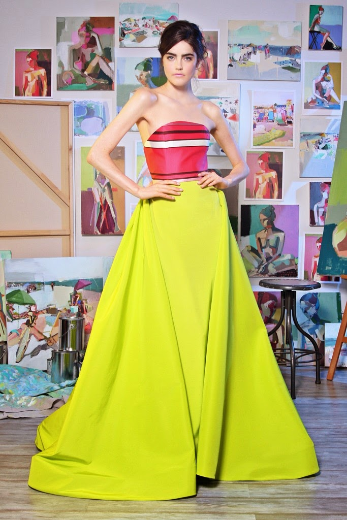 Christian Siriano 2015 Resort-ladiesfashionsense blog