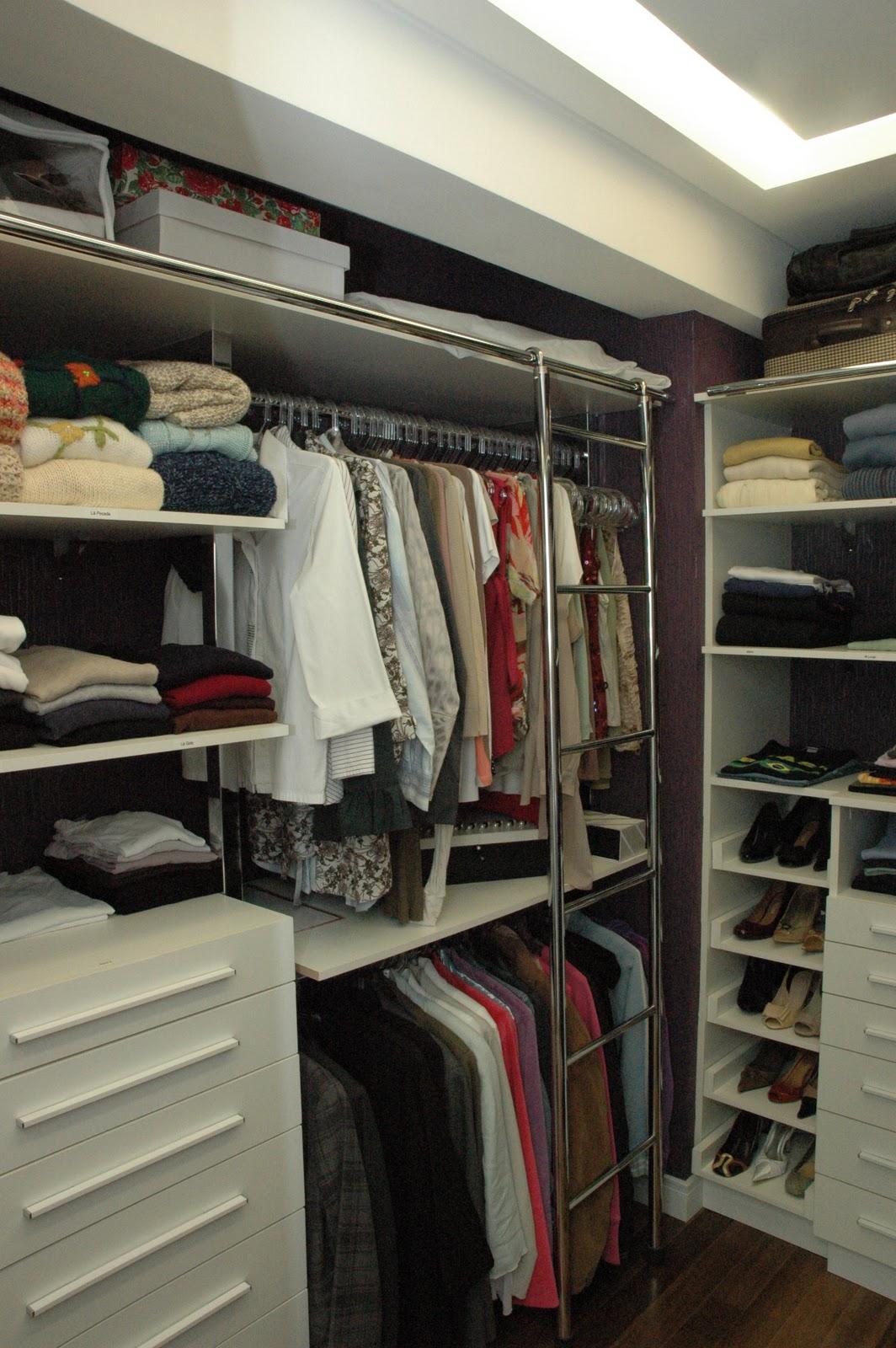 Beleza de Todas as Coisas: A Beleza do Closet #653A32 1064x1600 Banheiro Com Closet Pequeno