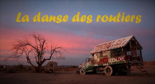 Image d'un camion pour l'amour des routiers