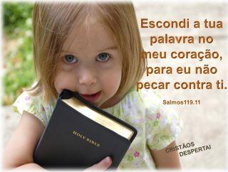 Salmos 119. 11