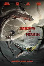 Sharktopus vs. Pteracuda (2014)