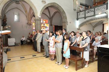 Missa de Festa Major 2011