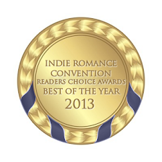 Best Apocalyptic Reader&#39;s Choice Winner for Reign of Blood