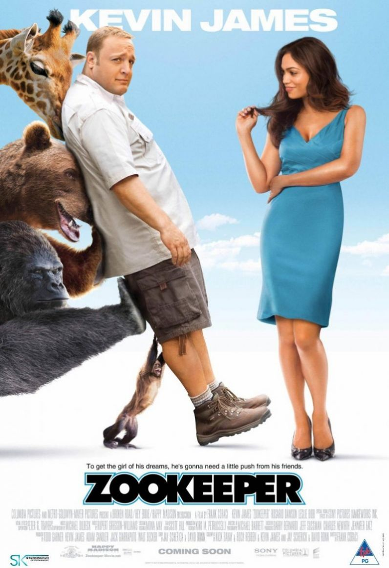 Zookeeper the Movie 2011 | Joey's Life
