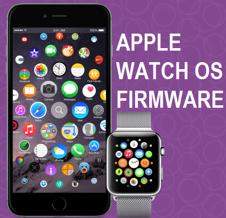 Download Apple Watch OS Firmware IPSW Files via Direct Links
