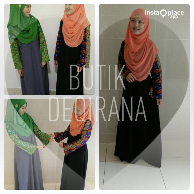 Agent dropship pkaian wanita dropship baju muslimah jual Baju gamis elif