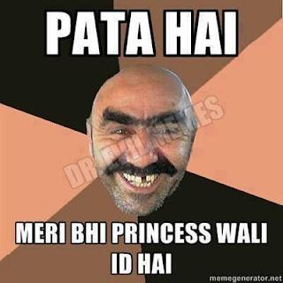 Pakistani meme