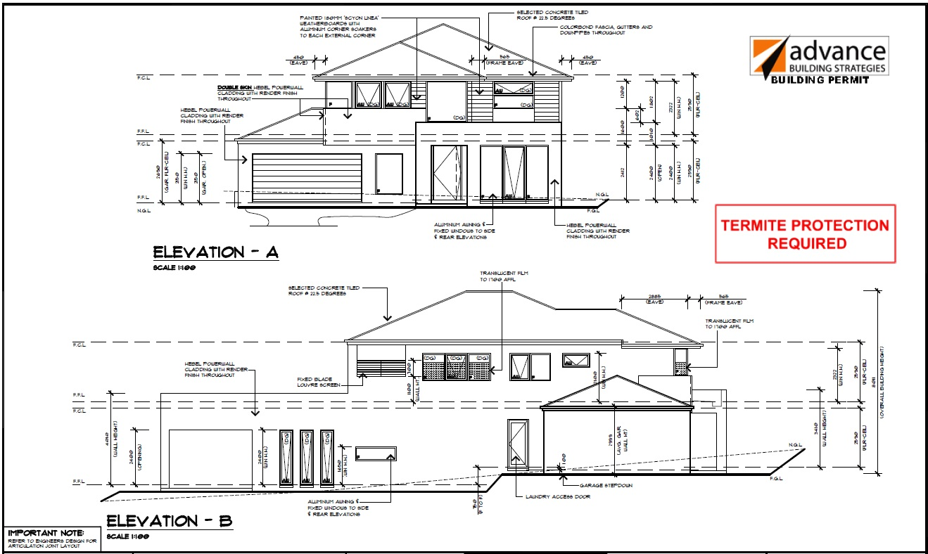 Carter Grange Radisson 43 Custom Build Day 27 Plans
