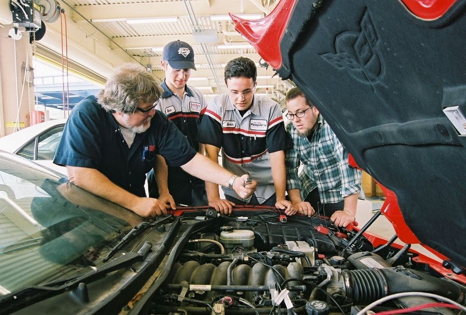 Auto Mechanic research topics for college students
