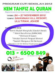 Kem Tahfiz Johor Bahru