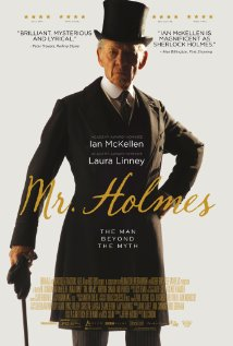 Mr. Holmes (2015) - Movie Review