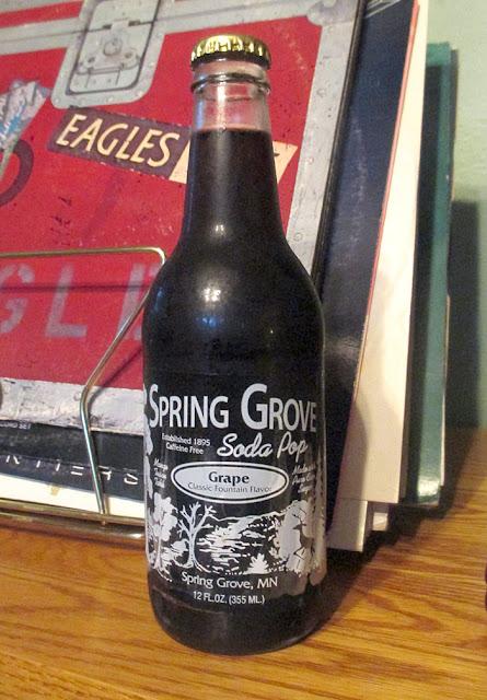 Spring Grove Grape Soda