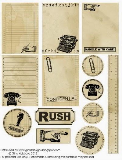 Imprimolandia papel de oficina vintage for Papel para oficina