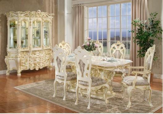 Home Interior And Exterior Design Antique Victorian Furniture Magnificent Antique White Dining Room Exterior