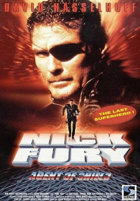 Nick Fury: Objetivo Manhattan, David Hasselhoff, David S. Goyer