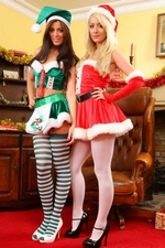 Merry Christmas from Natalia & Alana at Only Opaques