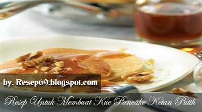 Resep Kue Pancake Ketan Putih