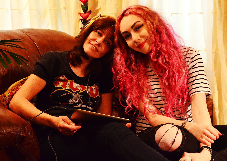 Mothers Day Music Festival Stephi LaReine Mum Leeds