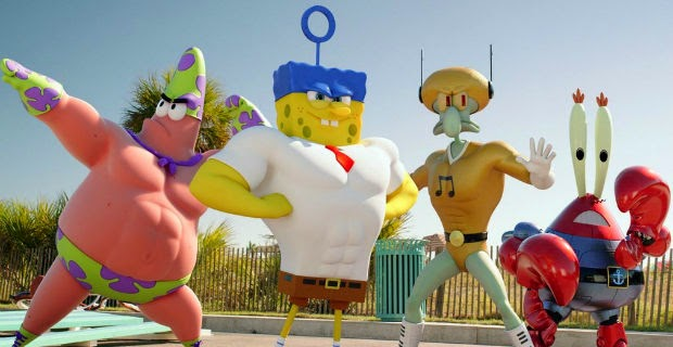 Download Film The SpongeBob Movie : Sponge Out of Water (2015) Subtitle Indonesia
