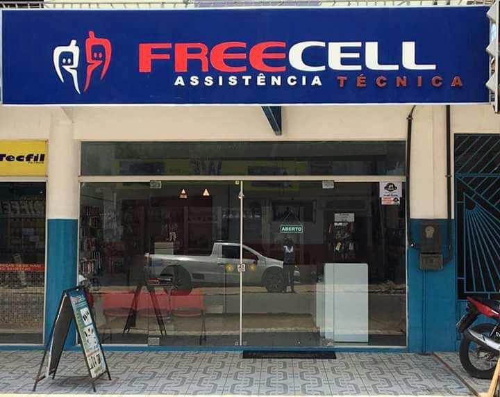 FreeCell assistência técnica