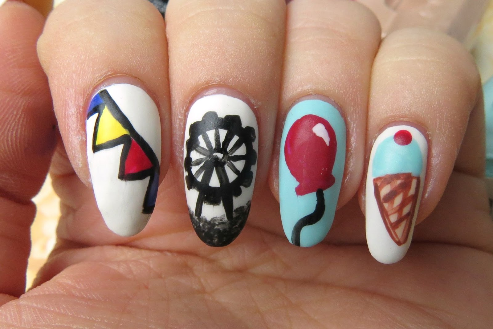 Mani Monday: Let's Go to the Ex!