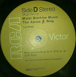 Lou Reed, Metal Machine Music, side D