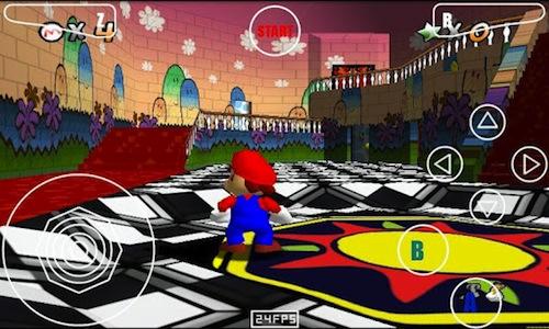 Эмулятор Nintendo 64 Для Android