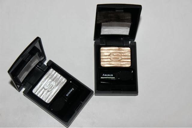 Sisley Phyto-Ombre Glow Metallic Eyeshadows