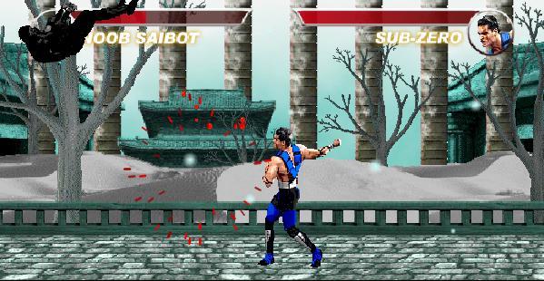 Mortal Combat oyunu oyna free mortal combat game