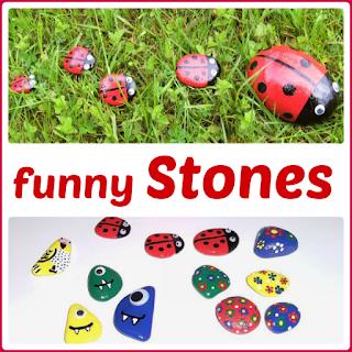 Stones wesens-art.blogspot.com