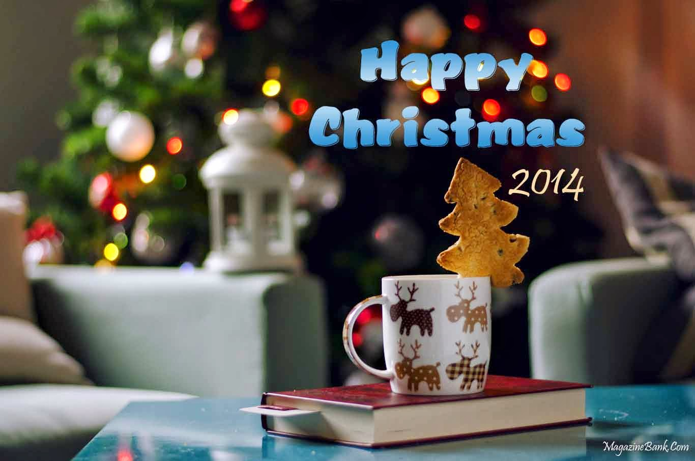 2014 Happy Merry Christmas HD Wallpapers