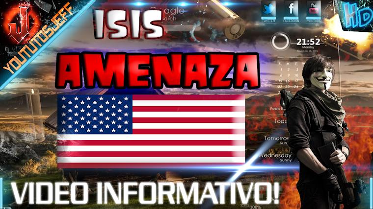 ISIS AMENAZA A ESTADOS UNIDOS 2015