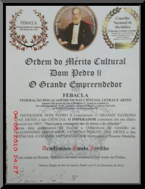 Medalha Dom Pedro II