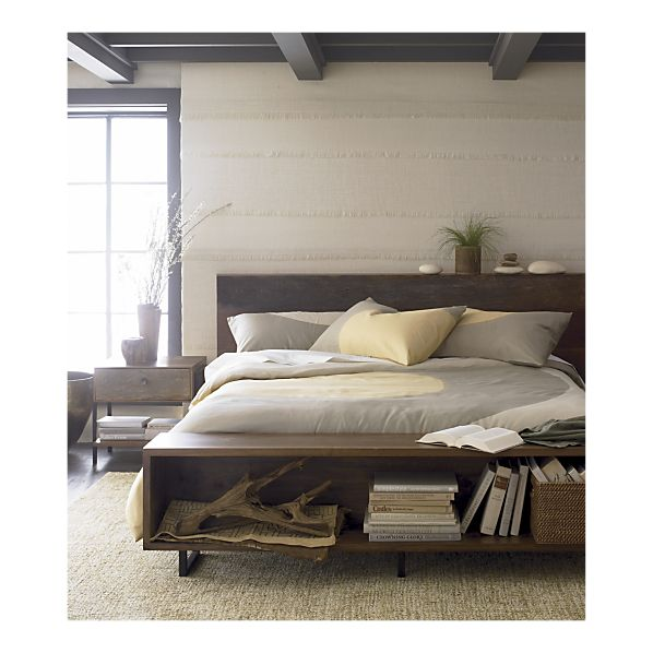 1000 images about want atwood bedroom collection from crate barrel on pinterest crate and Crate and barrel bedroom set