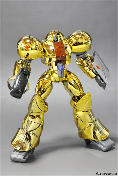 Bandai: 1/144 Mobile Sumo Gold-plated and Silver-plated Ver ...