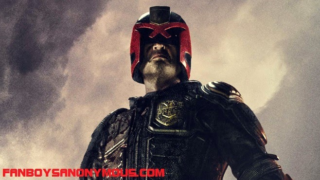 2012 Karl Urban Judge Dredd movie petitions sequel