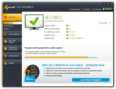 avast el mejor antivirus gratuito del 2013
