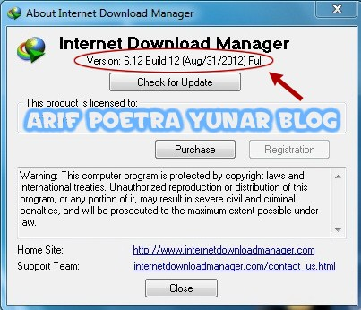 Download IDM 6.12 Build 12 Full Version