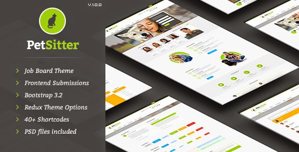 Premium Job Board Responsive WordPress Theme